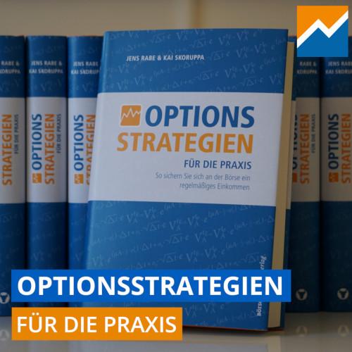 Optionsstrategien für die Praxis (Buch)