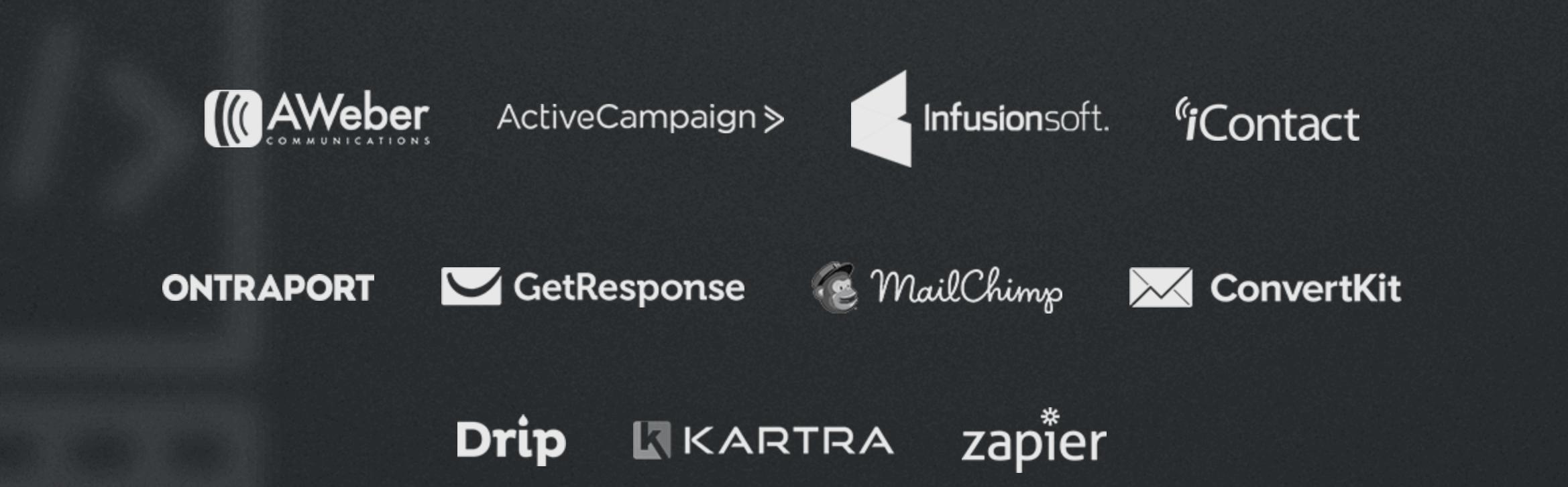 Anbindungsmöglichkeiten von Webinaris diverser Tools
